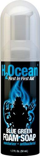 H2OCEAN - Blue Green Foam Soap - Antimikrobielle Seife