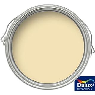 Dulux Wild Primrose - Matt Emulsion Paint - 2.5L
