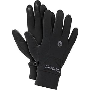 Marmot Power Stretch Handschuh, Herren, warm, leicht, Ski, Mountainbike