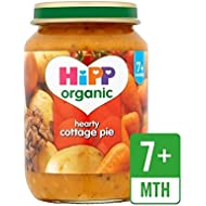 Hipp Organique Copieux Cottage Pie 190G - Paquet de 4