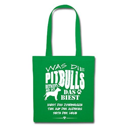 Was die PITBULLS betrifft, so ist das BIEST meist das zweibeinige Tier auf der anderen Seite der Leine Kelly Green