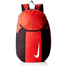 Nike Academy Team Mochila, Adultos Unisex, University Red/Black/White, One