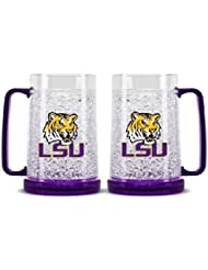 Casey 9413159426 LSU Tigers Tasse Cong-lateur cristal