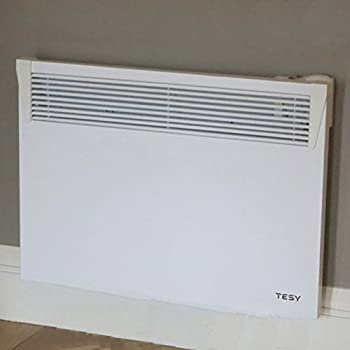Electric Convector Panel Heater 1000w Wall Mounted
