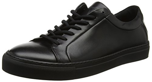 Royal Republiq Spartacus Base Shoe-Blk, Baskets Homme