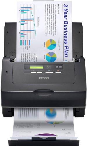 Epson GT-S85 Dokumentenscanner (DIN A4, 600dpi, 40ppm) - Drucker-scanner-mac-kompatibel