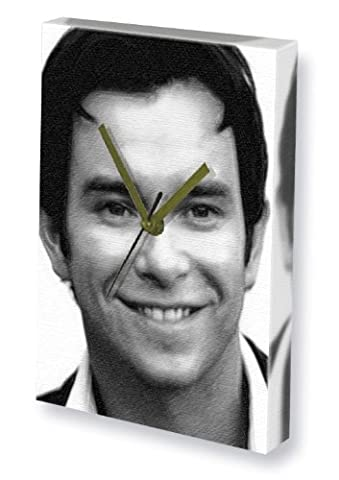 STEPHEN GATELY - Canvas Clock (LARGE A3 - Signed by the Artist) #js001