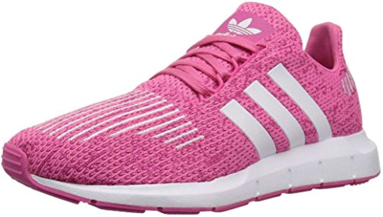 adidas originaux bébé swift chaussure chaussure swift de course blanc / semi - solaire 5.5k m us bébé rose, 516efc