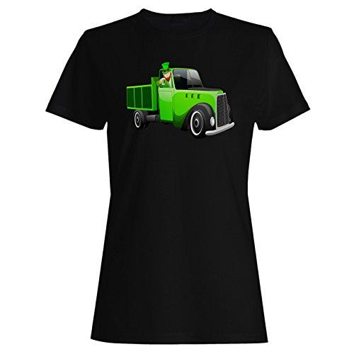 Bier irisch neuheit lucky lustig st. Patricks Tag Damen T-shirt (Tag Shirt Damen St Patricks)