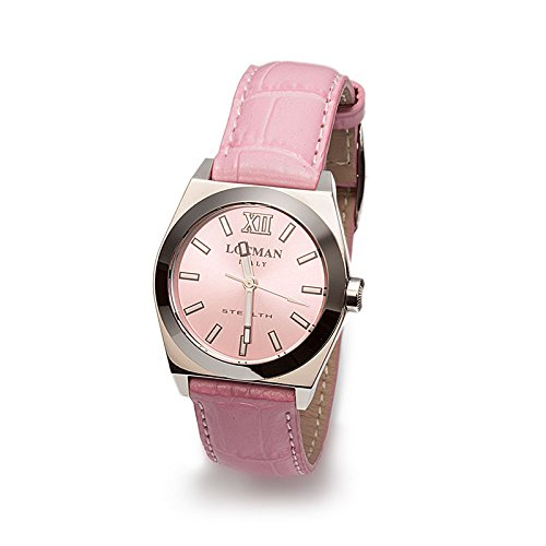 Women Wrist Watch Pink Ref. 204 Stealth Lady 020400pkfnk0psp – Locman
