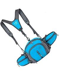 Generic Unisex Outdoor Sports Travel Camping Hiking Fishing Waist Pack Shoulder Bags Backpacks Waterproof Multi-Purpose