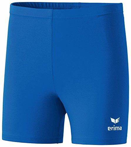 erima Damen Shorts Hot Pant, New Royal/Weiß, 40