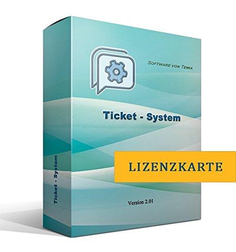 Ticket-System[nur Lizenzschlüssel, ohne Datenträger]