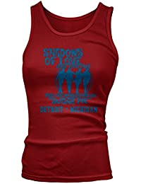 FOUR TOPS inspired Shadows of Love Soul Food Cafe Motown, Vest Top
