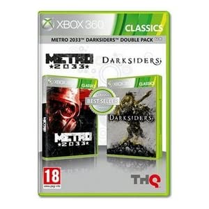 2 in 1 Metro 2033 + Darksiders -PEGI- UK UNCUT Metro(engl) + Darksiders (multi)