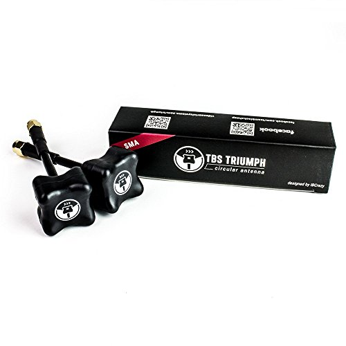 5,8GHz TBS Triumph Antennen Set RHCP SMA - Team BlackSheep - N-FACTORY-DE