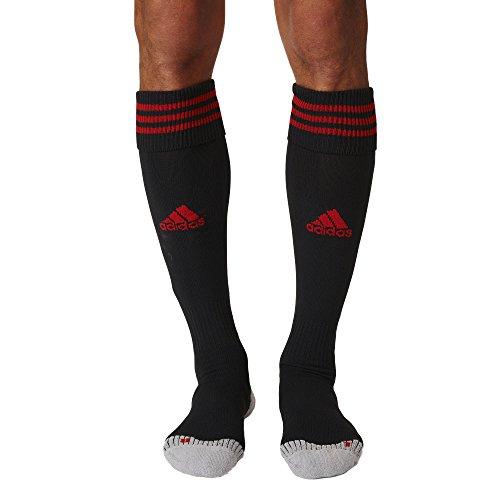 adidas Herren Adisock 12 Fußballsocken Black/University Red 40-42