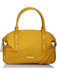 Caprese Rosa Women's Tote Bag (Ochre)