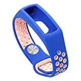 DAYLIN Correa de Silicona para Huawei Honor Band 4 Correa de Muñeca Reloj Pulsera Actividad Inteligente Brazalete Deportivo Reloj Correa de Reemplazo Wristband Correa de Repuesto Watch Band