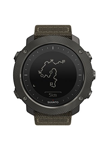 Suunto Traverse Alpha GPS Outdoor Uhr