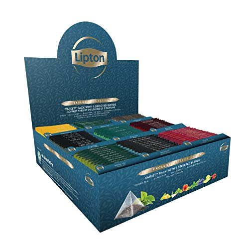 Lipton Exclusive Selection Coffr...