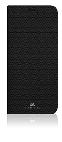 Black Rock Booklet Material Pure Schutzhülle für Samsung Galaxy S8Plus, schwarz
