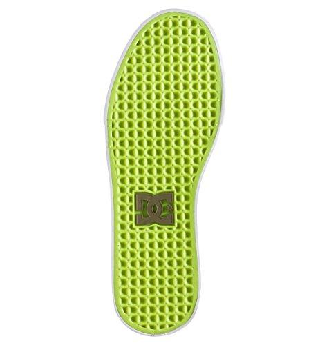 DC Shoes  Council Mid Sd M Shoe Bfy, Sneakers Hautes homme Noir (Black/Fluorescent Ye)