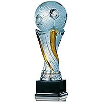 edler Fußballpokal aus Keramik