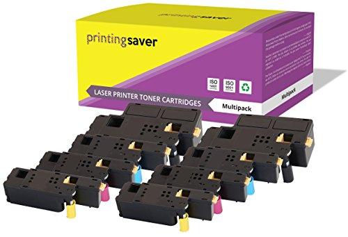 8 Premium Toner kompatibel zu 106R01630 106R01627 106R01628 106R01629 für Fuji Xerox DocuPrint CP105B CP205 CP205W CM205B CM205FW CM205F CP215W - Xerox Laser-drucker Fuji