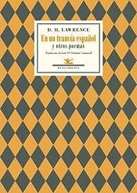 En un tranvía español y otros poemas: Antología poética par  José María Moreno Carrascal