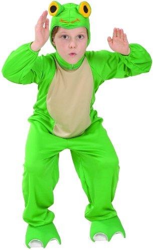 Generique Froschkostüm für Kinder 7-9 Jahre -