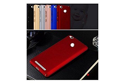 9e4e0f87aa0 Buy Redmi Note 3 Ipaky RED Hard Case Back Cover for XIAOMI MI REDMI 3S  PRIME on Amazon