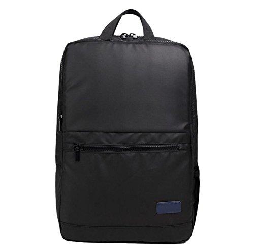 Umhängetasche Rucksack Business Casual Tasche Computer Tasche Reisetasche Tasche Einfach Black1