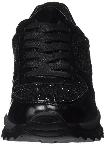 bass3d 041348, Chaussures femme Noir (Black)