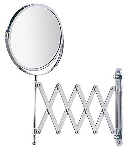 Wenko - Miroir cosmétique mural Télescope Exclusif 100% à