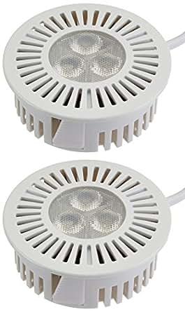 Osram 73140 Tresol Luminaire LED Downlight Blanc 2 x 4,5 W 230 V