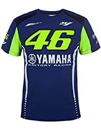 Valentino Rossi VR46 Yamaha T-Shirt 2017