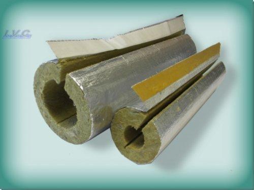 laine-minrale-isolation-des-tuyaux-en-revtement-daluminium-22-x-23-mm-100-enev