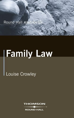 Family Law Nutshell (Nutshells)