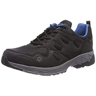 Jack Wolfskin Men's Venture Fly Texapore Low M Rise Hiking Shoes 8