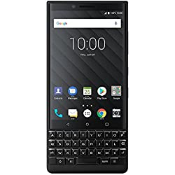 BlackBerry Keytwo Athena KEY2 Smartphone débloqué 4G (Ecran : 4,5 Pouces - 64 Go - Bluetooth - Android 8.1) Noir