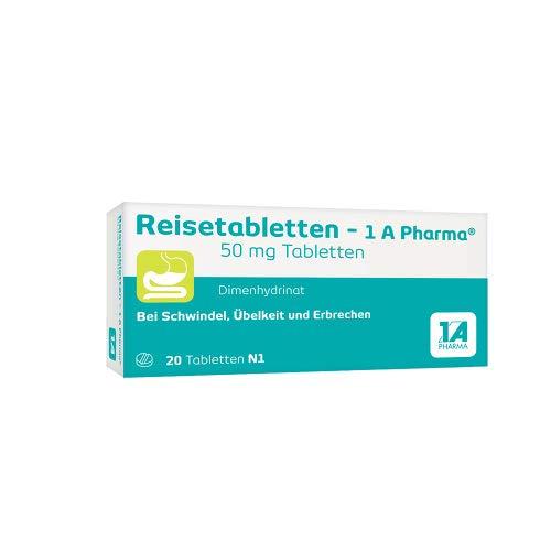 Reisetabletten-1A Pharma 20 stk