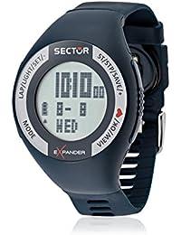 Sector Herren-Armbanduhr Street Fashion Analog Quarz Silikon R3251473002