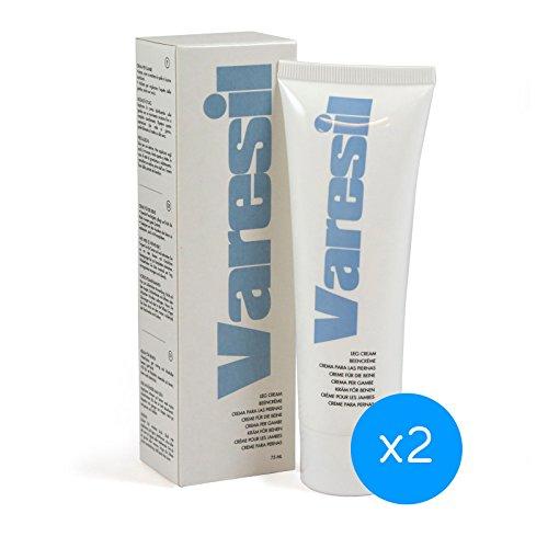 Varices - 2 Varesil Cream: Crema para aliviar las varices