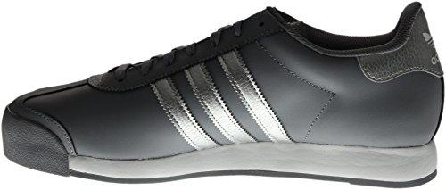 Grey Samoa Samoa Ftwwht Ftwwht Adidas Leder Turnschuhe Grey Leder Adidas Samoa Slvmt Adidas Leder Slvmt Turnschuhe nwAfq1WYO