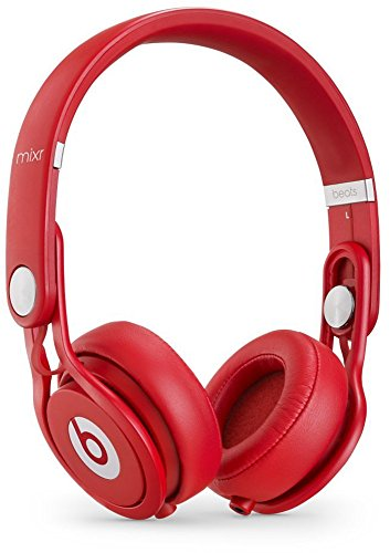 Beats by Dr. Dre Mixr On-Ear - Rosso
