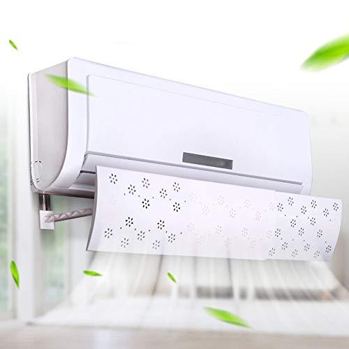 JoyFan Air Conditioner Deflector Retrattile Anti-soffiaggio Diretto Climatizzatore Schermo Condizionatore dAria Fredda Deflettore deflettore