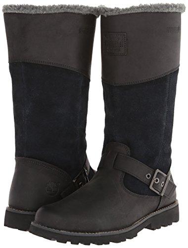 Timberland C83x6R  Girls Boots  Black  Black   13 Child UK