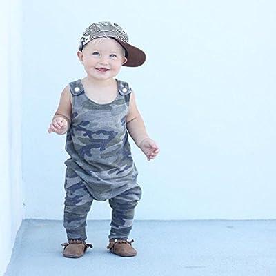KaloryWee Baby Boys Girls Pyjamas Kids Toddlers Elephant Pjs Romper Jumpsuit UK Months : everything 5 pounds (or less!)