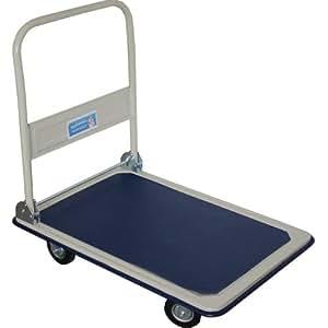 plattformwagen 300 kg transportwagen handwagen transportkarre sackkarre wagen baumarkt. Black Bedroom Furniture Sets. Home Design Ideas